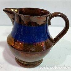 Antigüedades: JARRA DE BRISTOL. Lote 202891656