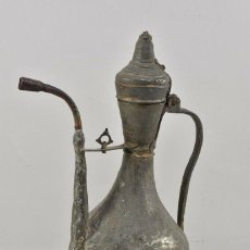 Antigüedades: COPTA RARA DE MUSEO EXCLUSIVA MUY ANTIGUA SIGLO XVI - TETERA GRANDE 39 CM. 530,00 €. Lote 202963228