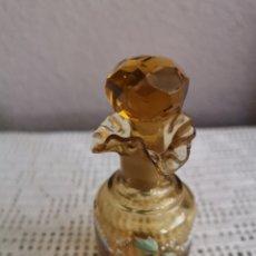 Antigüedades: PERFUMERO DE CRISTAL. Lote 203029331