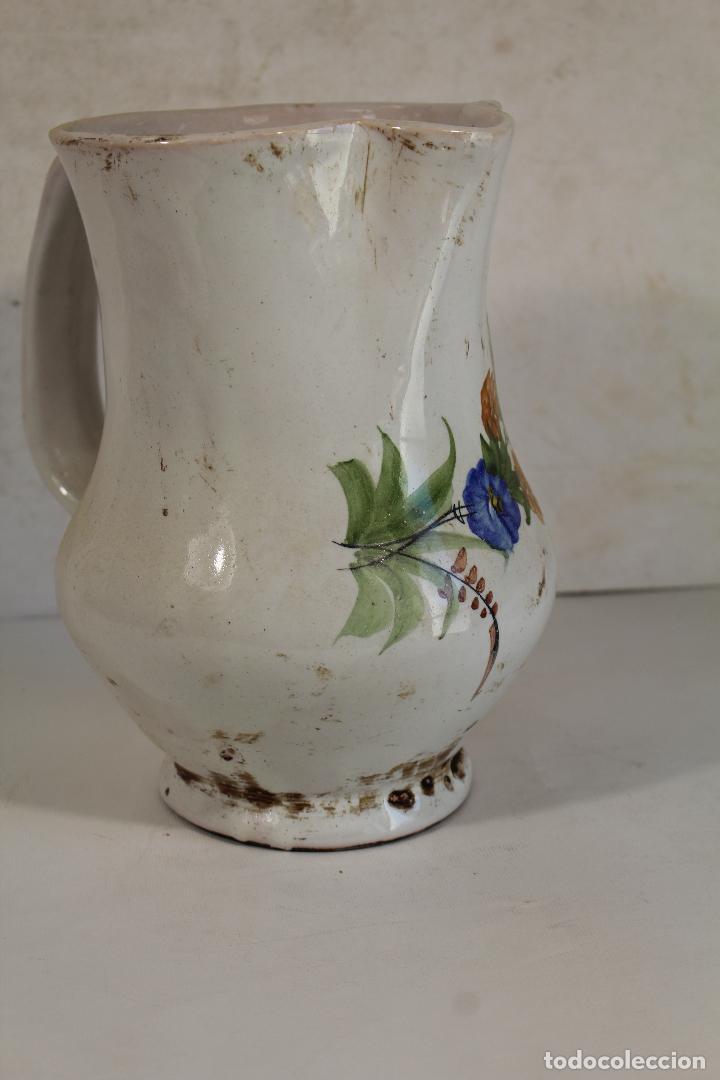 Antigüedades: jarra antigua de lario - Foto 2 - 203102843