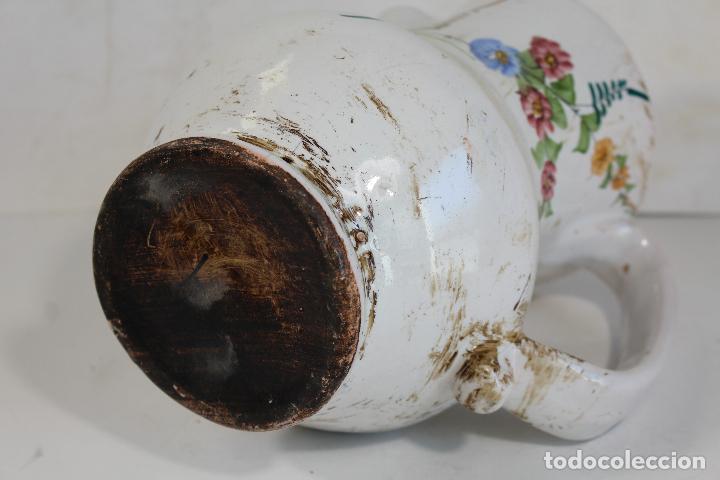 Antigüedades: jarra antigua de lario - Foto 3 - 203102843