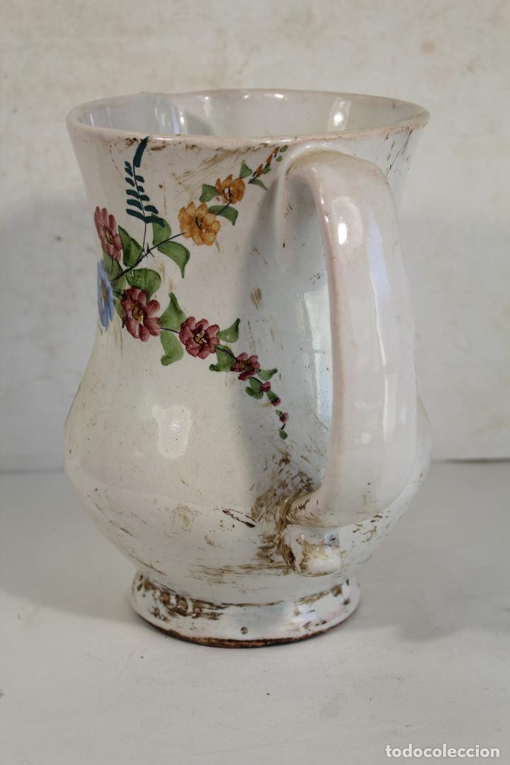 Antigüedades: jarra antigua de lario - Foto 4 - 203102843
