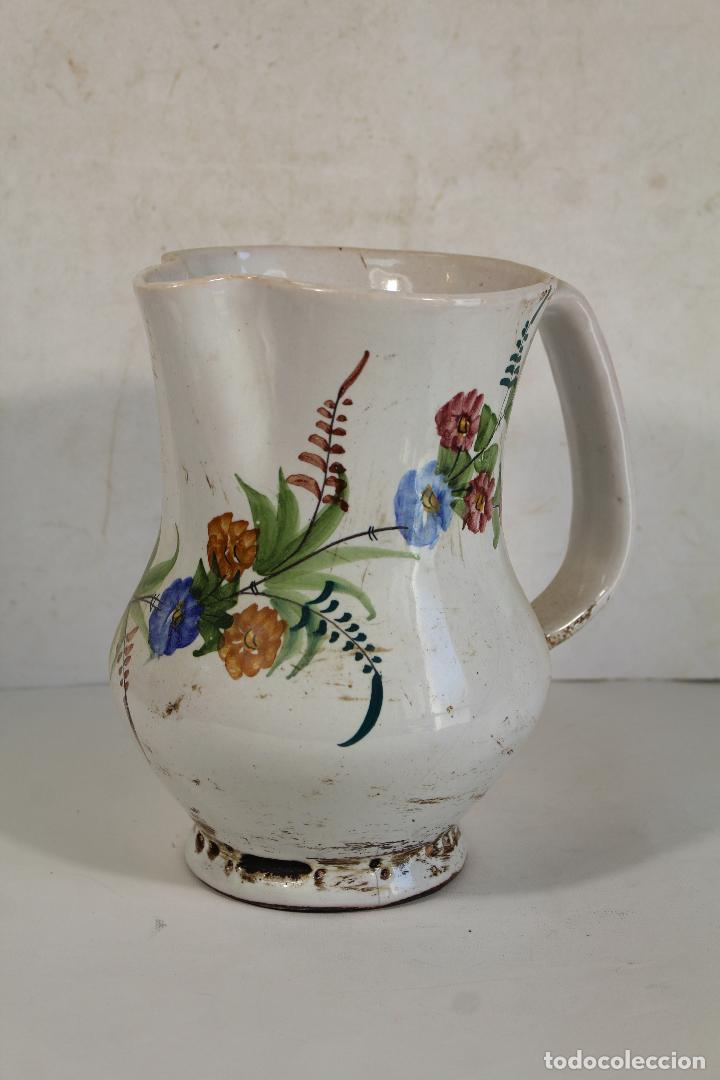 JARRA ANTIGUA DE LARIO (Antigüedades - Porcelanas y Cerámicas - Lario)