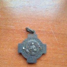 Antigüedades: BEATO SAN JUAN GRANDE (ORDEN HOSPITALARIA SAN JUAN DE DIOS) - CARMONA (SEVILLA) - MEDALLA RELICARIO. Lote 203104415