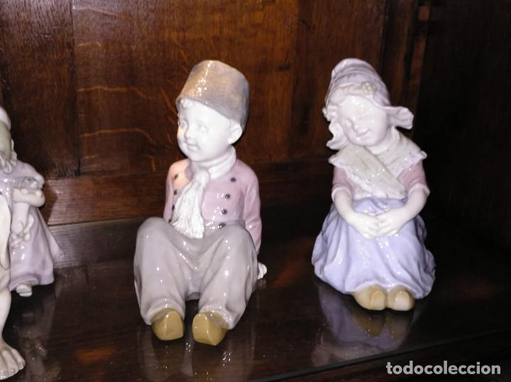 Antigüedades: EXCEPCIONAL Y COLOCABLE VITRINA DORADA NEOCLASICA ORO FINO, XIX, PIEZA DE MUSEO - Foto 16 - 27420742