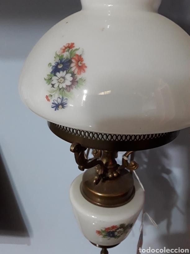Antigüedades: Pareja de apliques ceramicos - Foto 6 - 93908598