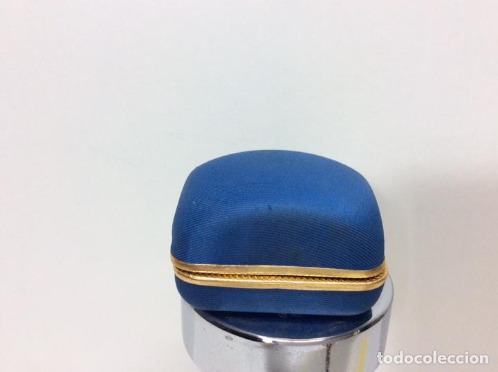 Antigüedades: Estuche joyería 5x4x3cm Ref 6. ( necesita limpieza). Ref 6 - Foto 3 - 203250102