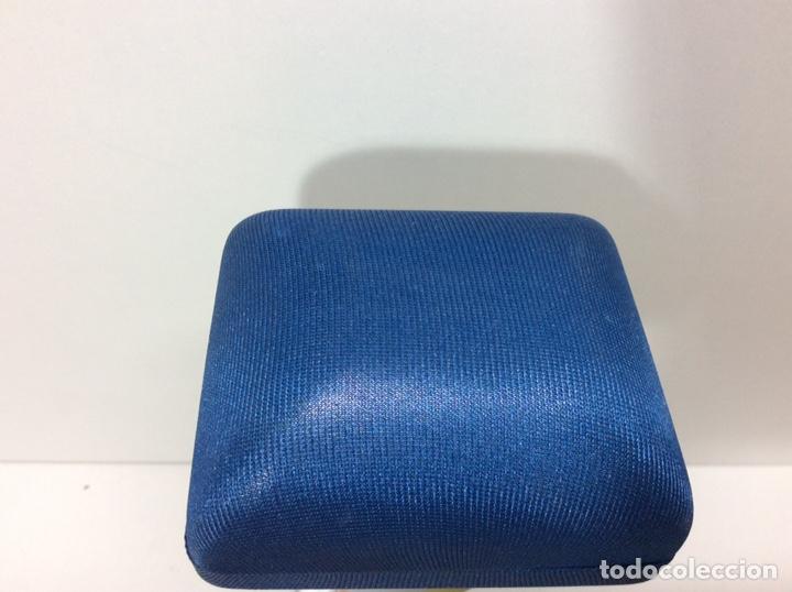 Antigüedades: Estuche joyería 5x4x3cm Ref 6. ( necesita limpieza). Ref 6 - Foto 5 - 203250102
