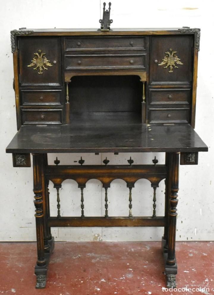 Antigüedades: BARGUEÑO ESPAÑOL DEL PRIMER TERCIO DE S.XX - Foto 4 - 203252670