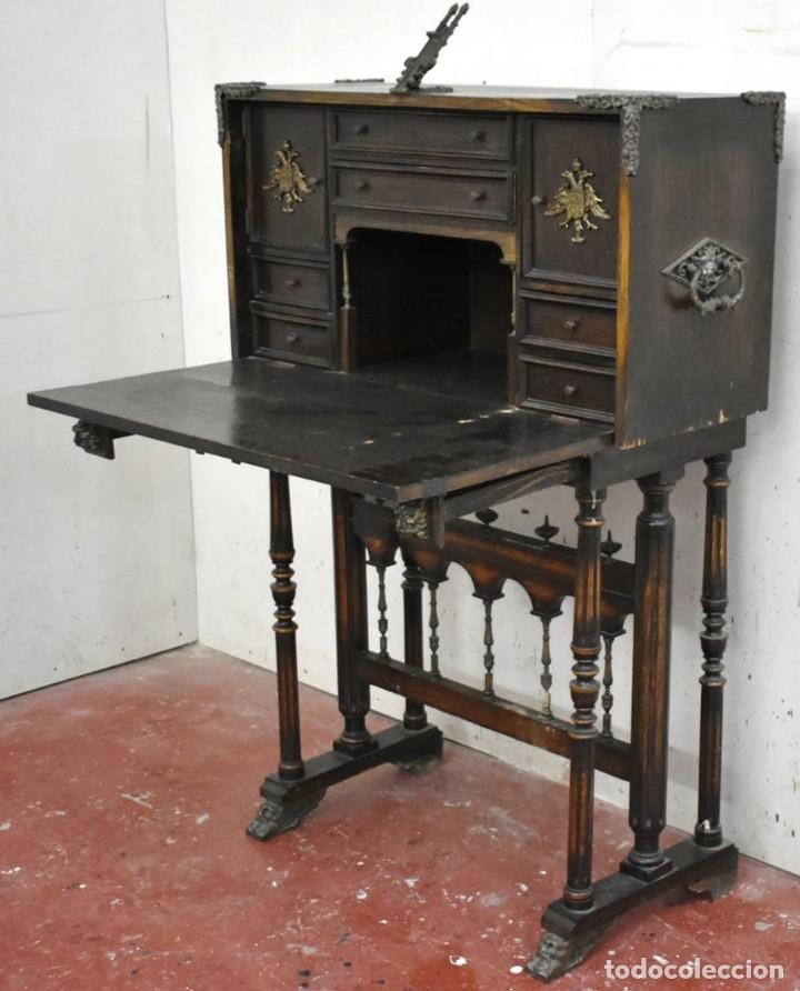 Antigüedades: BARGUEÑO ESPAÑOL DEL PRIMER TERCIO DE S.XX - Foto 6 - 203252670
