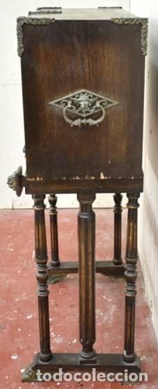 Antigüedades: BARGUEÑO ESPAÑOL DEL PRIMER TERCIO DE S.XX - Foto 10 - 203252670
