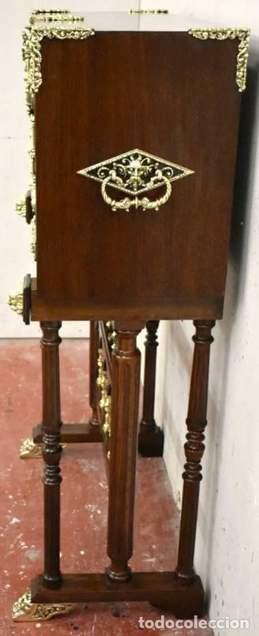 Antigüedades: BARGUEÑO ESPAÑOL DEL PRIMER TERCIO DE S.XX - Foto 11 - 203252670