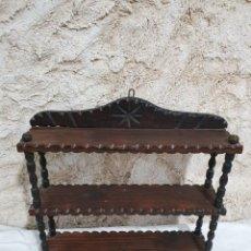 Antigüedades: REPISA ESPECIERO. Lote 203262197