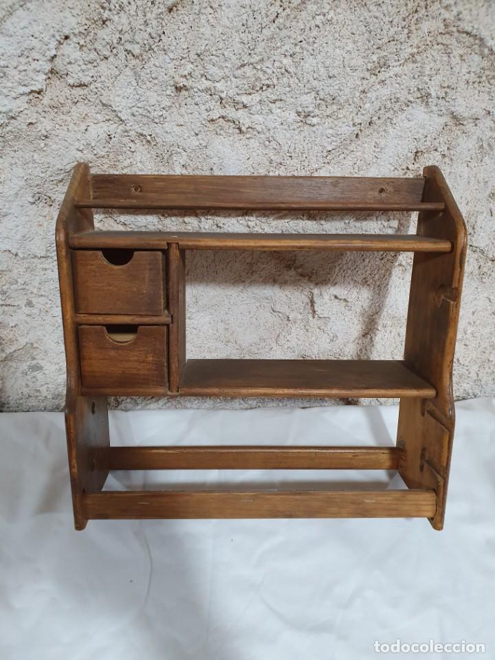 ESPECIERO (Antigüedades - Muebles Antiguos - Repisas Antiguas)