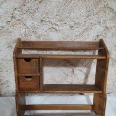 Antigüedades: ESPECIERO. Lote 203263012