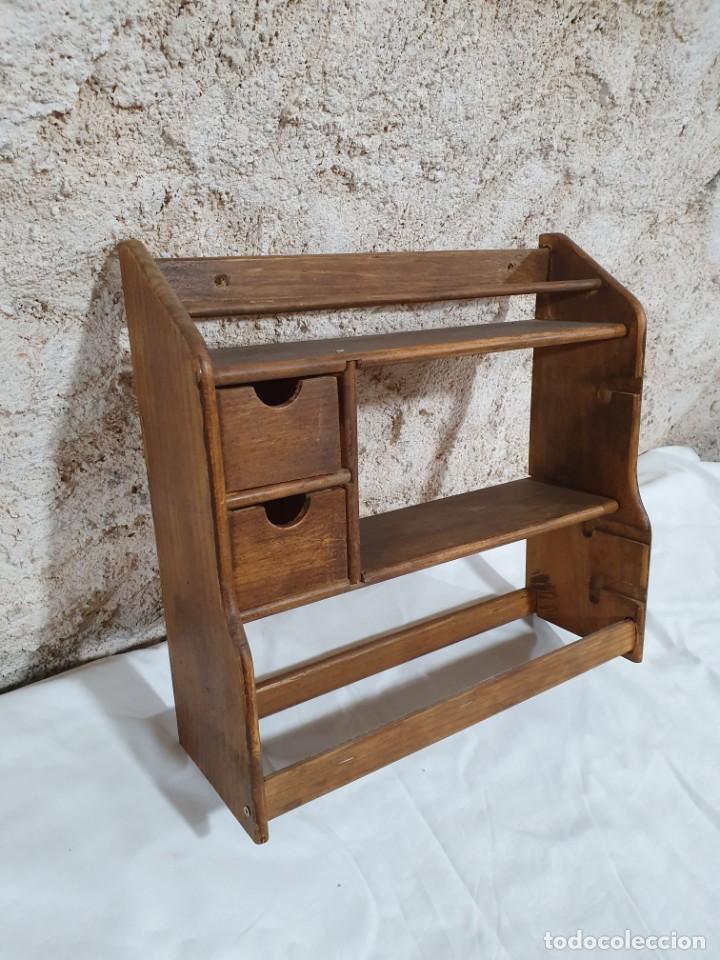 Antigüedades: ESPECIERO - Foto 2 - 203263012