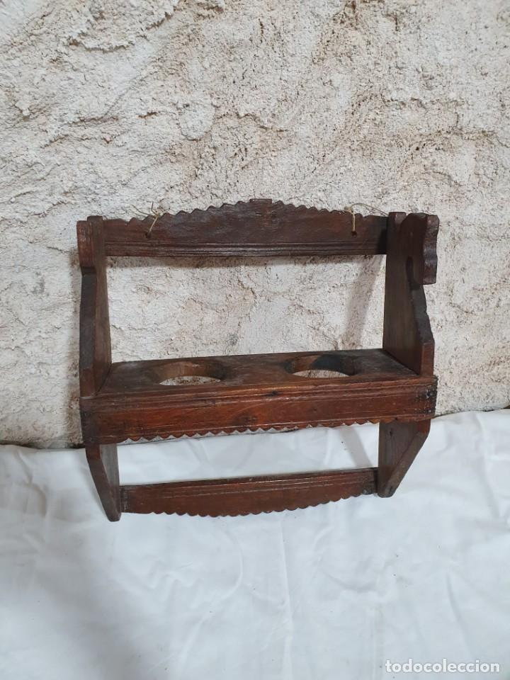 REPISA JARRERO (Antigüedades - Muebles Antiguos - Repisas Antiguas)