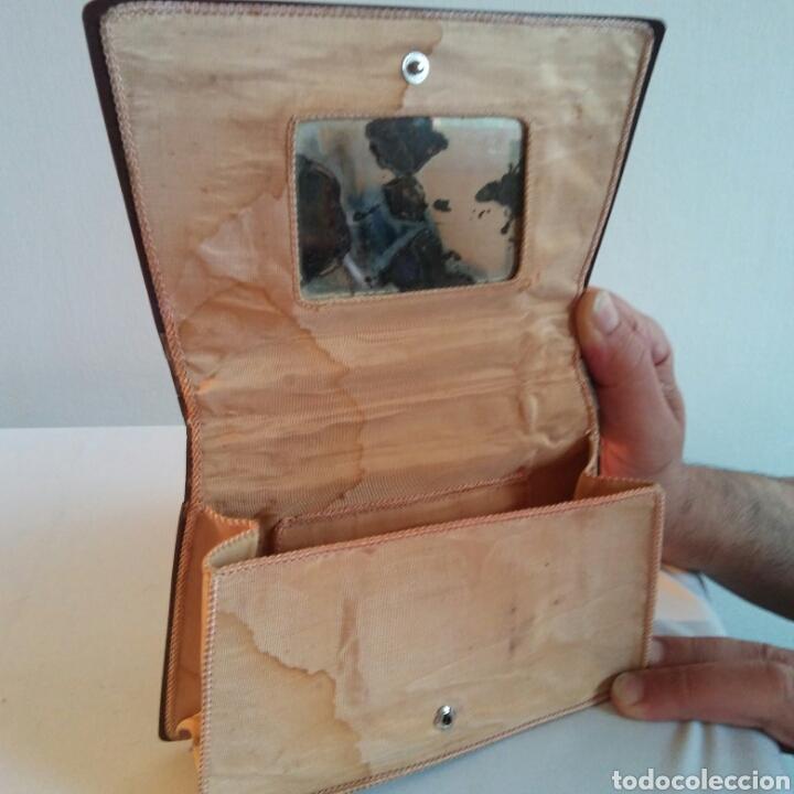 Antigüedades: Boso de mano años 40 - Foto 3 - 203347365