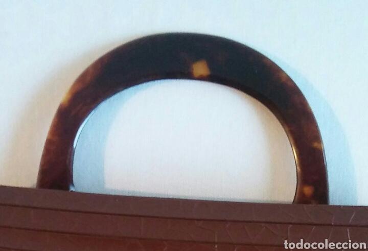 Antigüedades: Boso de mano años 40 - Foto 4 - 203347365
