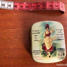 Antigüedades: ANTIGUA CAJITA DE LECHE CONDENSADA. Lote 203380285