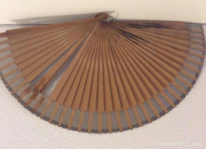 Antigüedades: Abanico con varillas rotas - Foto 2 - 203390121