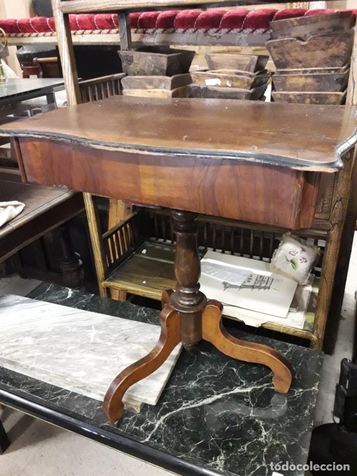 VELADOR (Antigüedades - Muebles Antiguos - Veladores Antiguos)