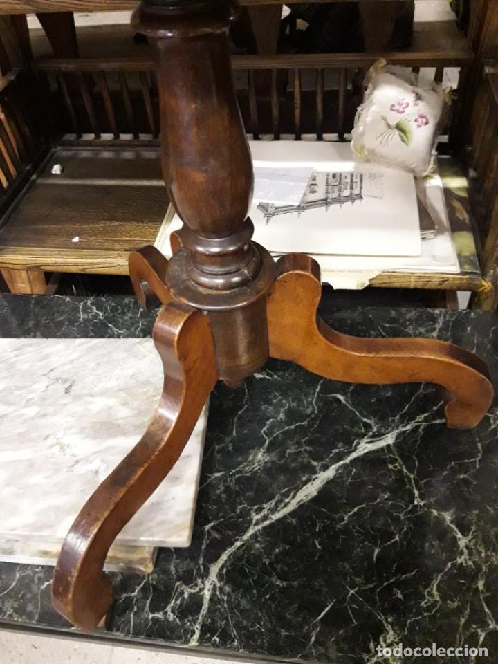 Antigüedades: Velador - Foto 3 - 203494516