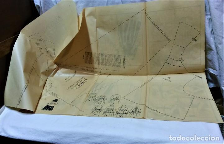Antigüedades: LECCIONES SOBRE LA MODA. ACADÉMIA CENTRAL MARTÍ,BARCELONA.LA MODA DE INVIERNO 1916-1917 - Foto 13 - 203501551