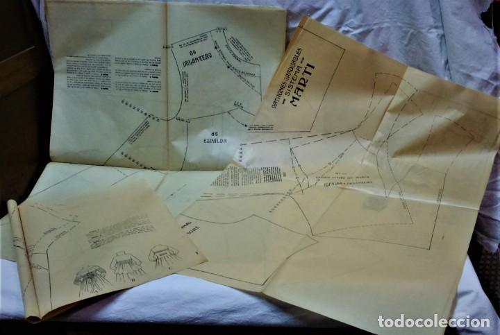 Antigüedades: LECCIONES SOBRE LA MODA. ACADÉMIA CENTRAL MARTÍ,BARCELONA.LA MODA DE INVIERNO 1916-1917 - Foto 14 - 203501551