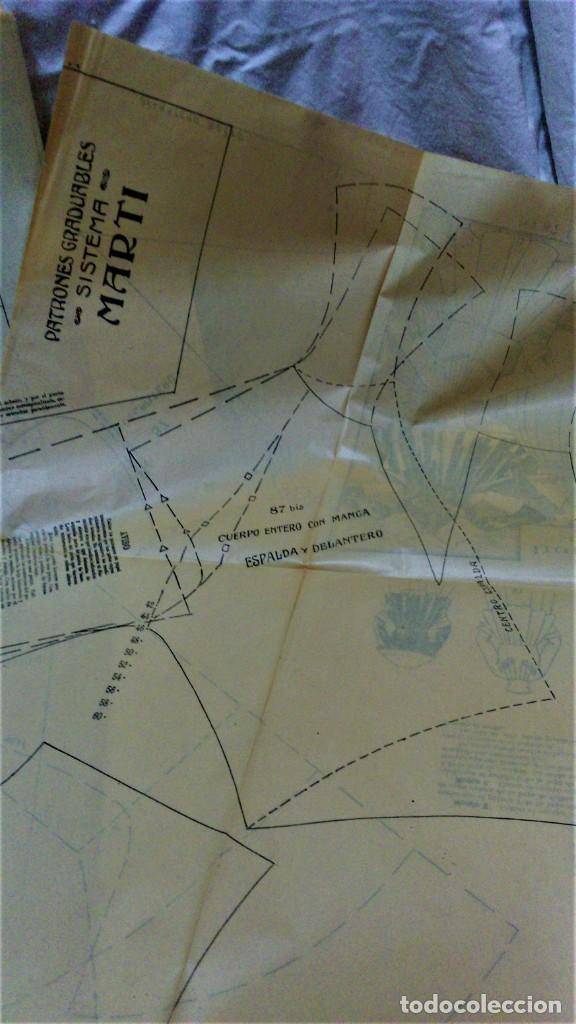 Antigüedades: LECCIONES SOBRE LA MODA. ACADÉMIA CENTRAL MARTÍ,BARCELONA.LA MODA DE INVIERNO 1916-1917 - Foto 15 - 203501551