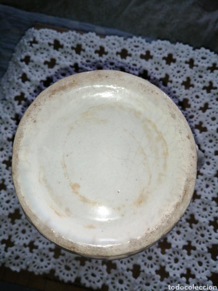 Antigüedades: Antigua jarra en ceramica - Foto 7 - 203603268