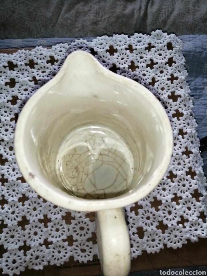Antigüedades: Antigua jarra en ceramica - Foto 8 - 203603268