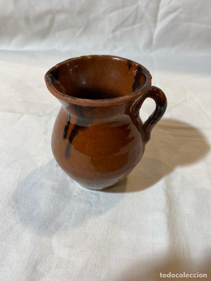 JARRITA POPULAR EN CERÁMICA DE BETXI, CASTELLÓN (Antigüedades - Porcelanas y Cerámicas - Alcora)