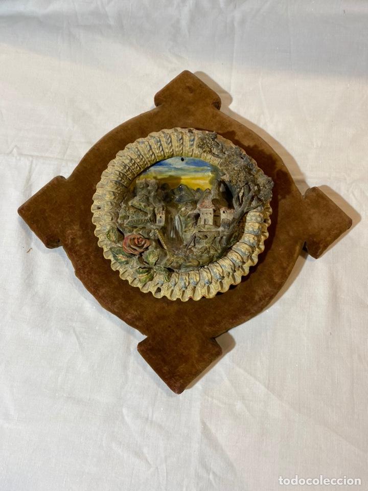 Antigüedades: Tondo de terracota modernista circa 1900 - Foto 4 - 203607441