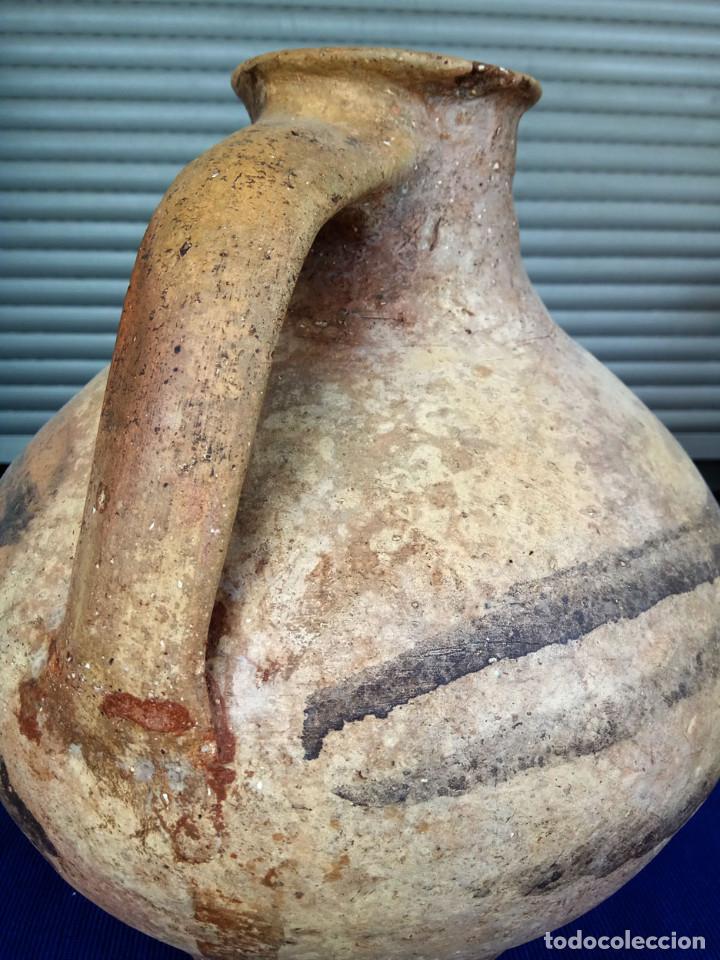 Antigüedades: Antiguo cántaro de Calanda (Teruel) - Foto 2 - 203821146