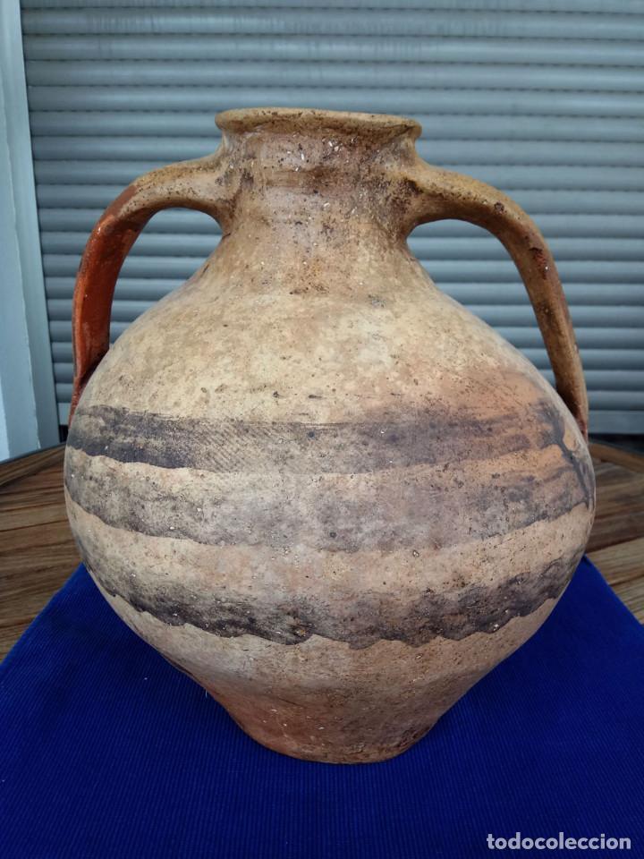 Antigüedades: Antiguo cántaro de Calanda (Teruel) - Foto 4 - 203821146