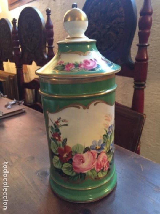 PORCELANA PPOS.S.XX PINTADA (Antigüedades - Porcelanas y Cerámicas - Otras)