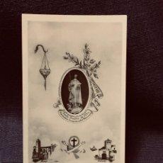 Antigüedades: FOTO MEDALLON BEATA BEATRIZ DE SILVA FUNDADORA CONCEPCIONISTAS FRANCISCANAS ASIS TOLEDO 9X5CMS. Lote 203857018