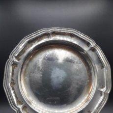 Oggetti Antichi: BANDEJA DE ALPACA. Lote 203925793