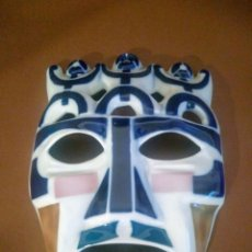 Antigüedades: CARETA Nº 4 MÁSCARA SARGADELOS. Lote 203941588