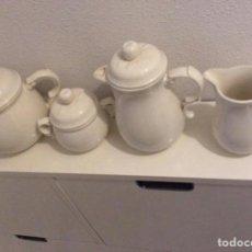Antigüedades: JUEGO DE CAFE. Lote 203965000