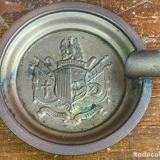 Antigüedades: CENICERO MOROS Y CRISTIANOS ORIHIUELA. Lote 204197530