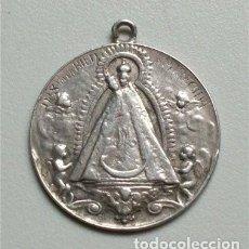 Antigüedades: MEDALLA DE PLATA DE NTRA. SRA. DE LA BIEN APARECIDA. PATRONA DIÓCESIS DE SANTANDER Y CANTABRIA. Lote 204222967