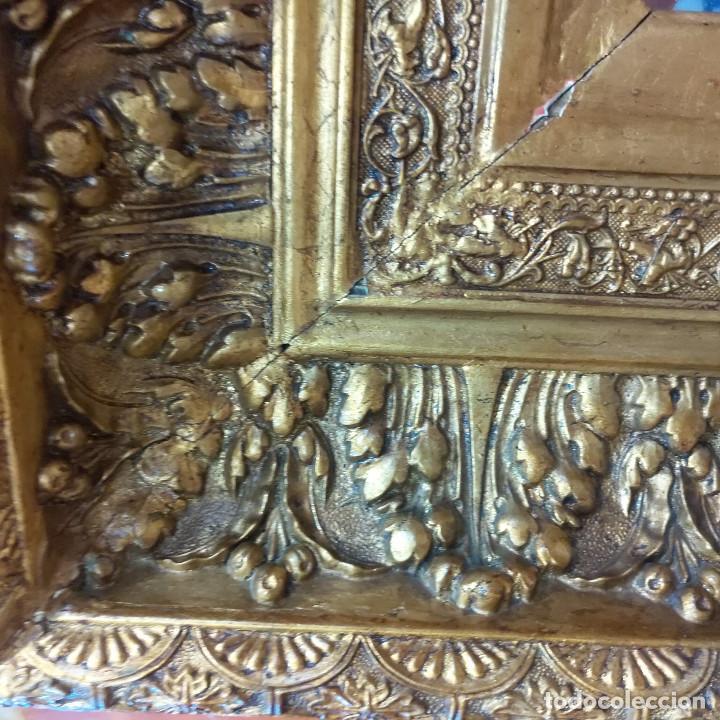 Antigüedades: Espejo clásico - Foto 2 - 204322350