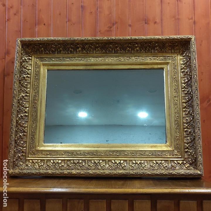 Antigüedades: Espejo clásico - Foto 14 - 204322350