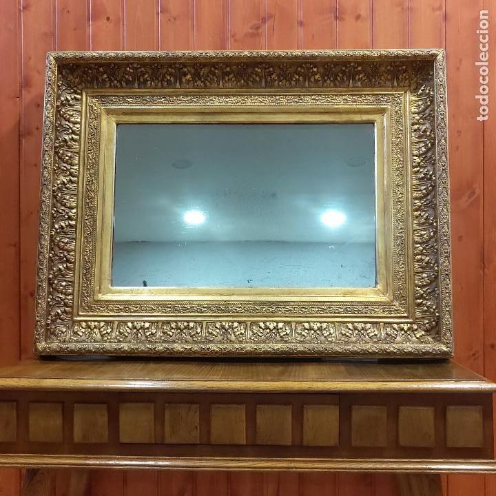 Antigüedades: Espejo clásico - Foto 15 - 204322350