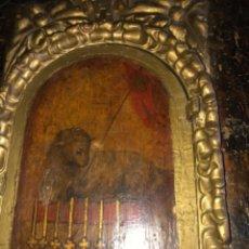 Antigüedades: PUERTA DE SAGRARIO. Lote 204398091