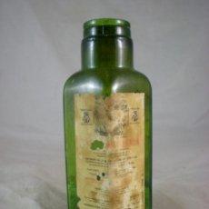 Antigüedades: FRASCO DE FARMACIA FITINA GRANULADA LABORATORIOS CIBA - 9 PTAS. Lote 204406692