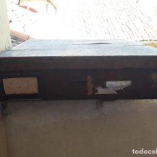 Antigüedades: CAJA-ARCHIVADOR FRANCES ANTIGUO. Lote 204416731