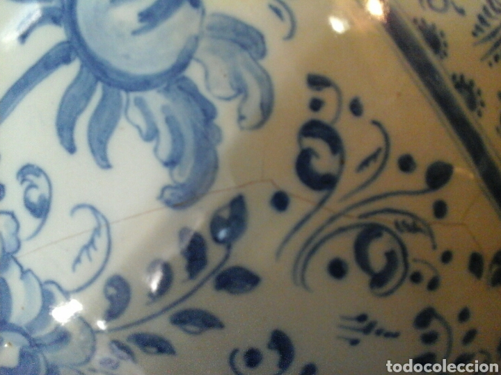 Antigüedades: Jarron asas Ruiz de Luna - Foto 4 - 204418946